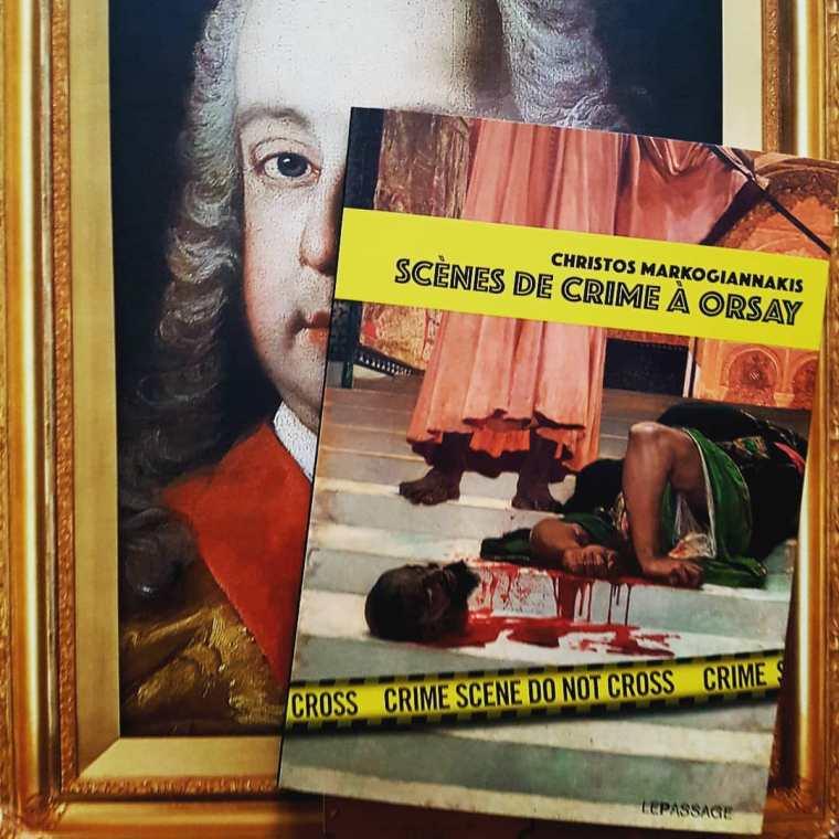 scenes de crime à orsay