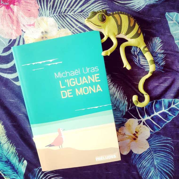 L'iguane de Mona